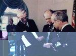 president Ford met kristallen uit de Skylab 4.jpg