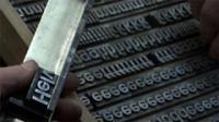 Fragment uit de film Helvetica