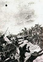 De zonsverduistering tijdens de slag bij Halys