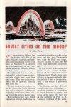 Sovjetsteden op de Maan