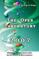 Voorkant van het boek Open Laboratory 2007.