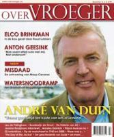 Cover van Over Vroeger nr. 4