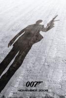 De teaser van de nieuwste James Bond, Quantum of Solace