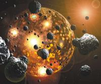 Zo zou het vroege zonnestelsel eruit hebben gezien