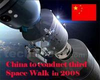 China binnenkort de derde natie die ruimtewandelingen maakt