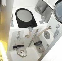 De ruimte-WC doet  </p> <div class=