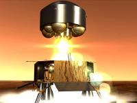 Schets van de Mars Sample Return (MSR) missie