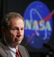 NASA-baas Michael Griffin