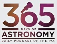 Iedere dag een sterrenkunde-podcast