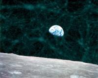 Donkere materie om de Aarde heen