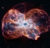 NGC 2440 door de WFPC-2