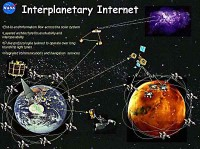 interplanetair internet