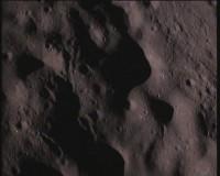 MIP-foto van de Maan