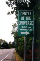 Centrum van het heelal