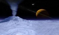 Zit er een zwart gat in Enceladus?