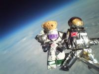 Teddybears in space!