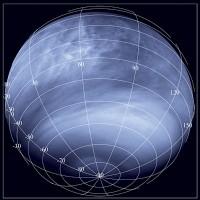 Venus in UV-licht