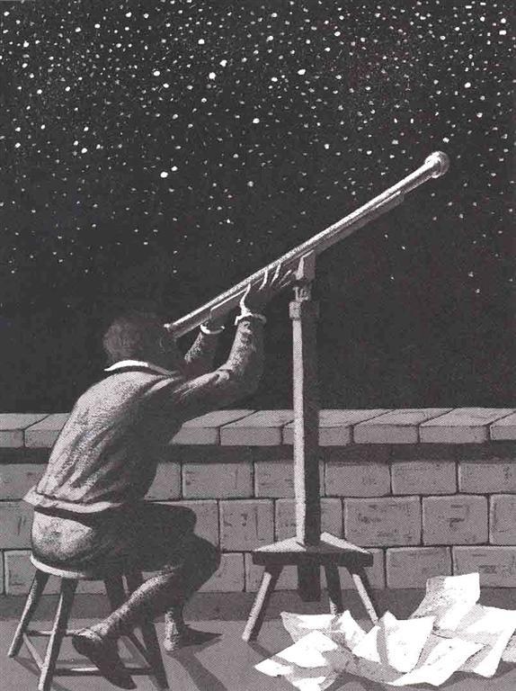 Galileo s blik op heelal wordt nagebootst