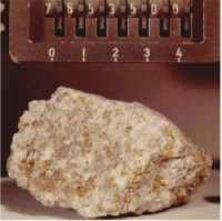 De oudste maansteen