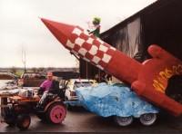 carnaval van de ruimte
