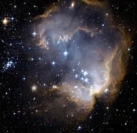 Wolken waarin sterren ontstaan