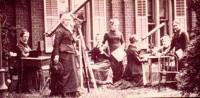 vrouwen en sterrenkunde