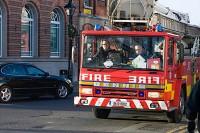Brandweer Dublin gebruikt technologie ISS