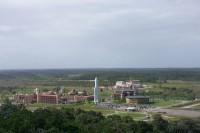 Spaceport in Kourou, Frans Guyana