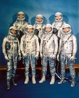 De Mercury-astronauten