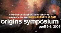 Het Origins Symposium