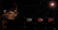 Ook planetoïden verkleuren door de Zon