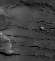 Sikkelduinen op Mars