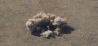Soyuz is geland in Kazachstan