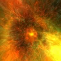 Een donkere veelvraat in het vroege heelal