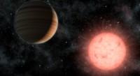 Astrometrie levert haar 1e exoplaneet op