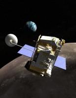 LRO bij de maan