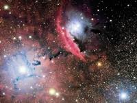 Gas en stof rondom sterren
