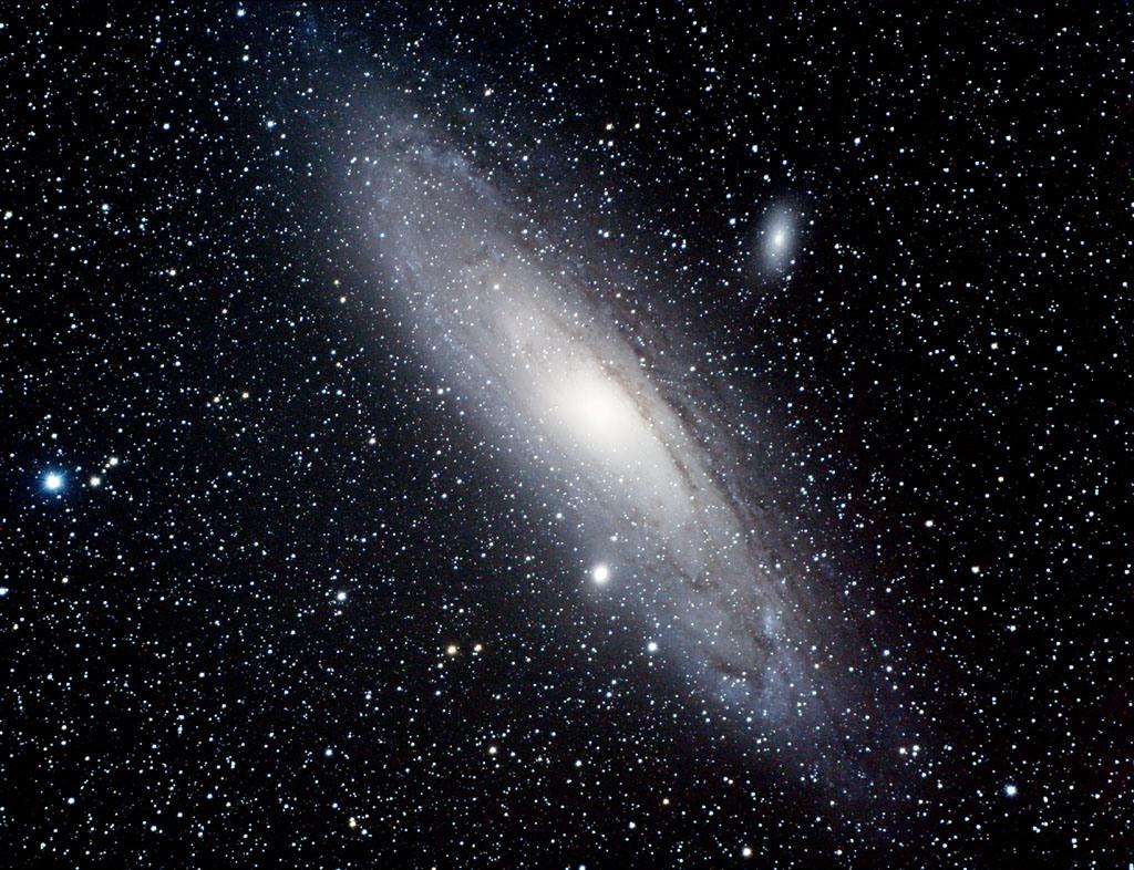 M31, het Andromedastelsel