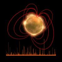 magnetar SGR 0501+4516 + spectrum