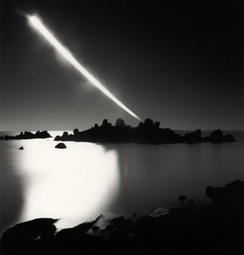de maan (© Michael Kenna)