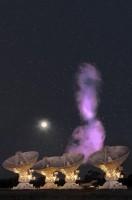 De radiowolk van Centaurus A