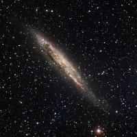 NGC 4945, neef van de Melkweg