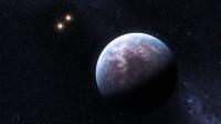 Een van de ontdekte exoplaneten, Gliese 667 C