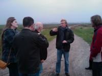 Tom Oosterloo legt LOFAR uit
