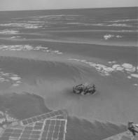 Opportunity's nieuwe hobby: meteorieten vinden