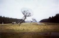 De telescopen van de WSRT