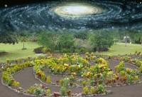 Galaxy garden op Hawaï