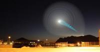 Vreemd lichtverschijnsel boven Noorwegen