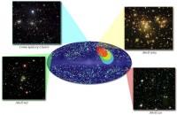 De Donkere Vloed tot dieper in het heelal gevolgd