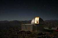 Nieuwe exoplanetenjager TRAPPIST in gebruik op La Silla